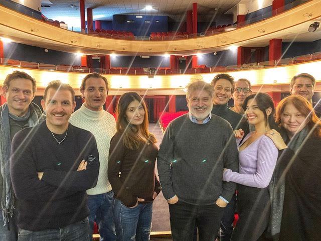 """Teatro Diana in Diretta Streaming, con """"Il malato immaginario"""" di Molière adattamento di Peppe Celentano"""