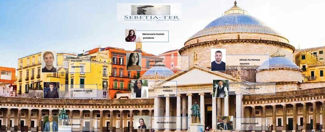Mariarosaria Ruotolo presidente del Dipartimento Junior del famoso Centro Studi Sebetia-Ter di Napoli