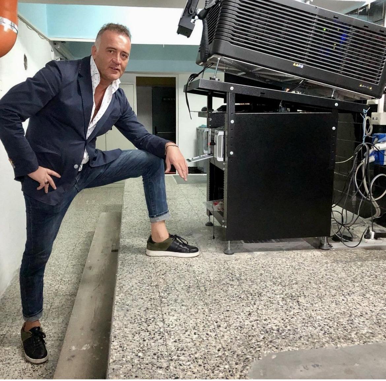 """Massimiliano Triassi produttore del film """"Dodici repliche"""" sua opera prima"""