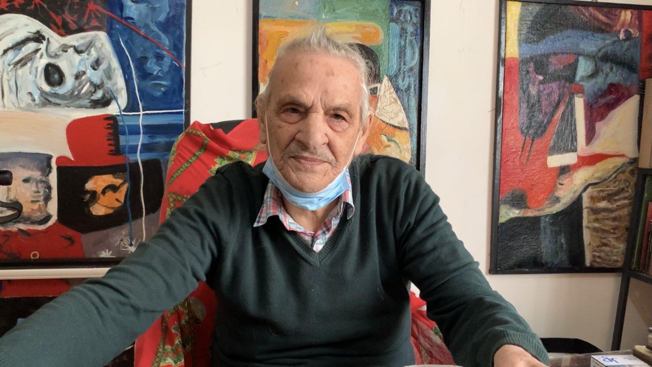 L'arte è la madre partoriente di ogni disciplina culturale; Roberto Buanne maestro di arte riconosciuto a livello internazionale
